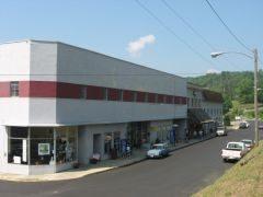 Photo of Fries Virginia Main Street