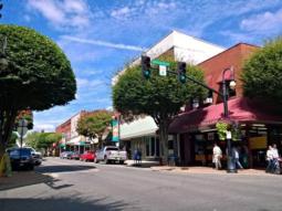 Photo of Downtown Galax VA