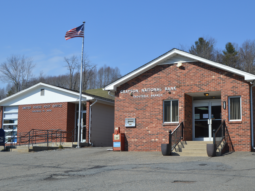 Photo of Troutdale, VA post office and bank